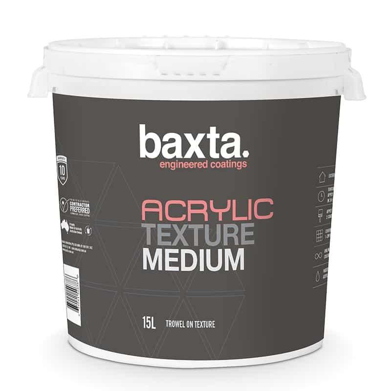 Acrylic Texture Medium