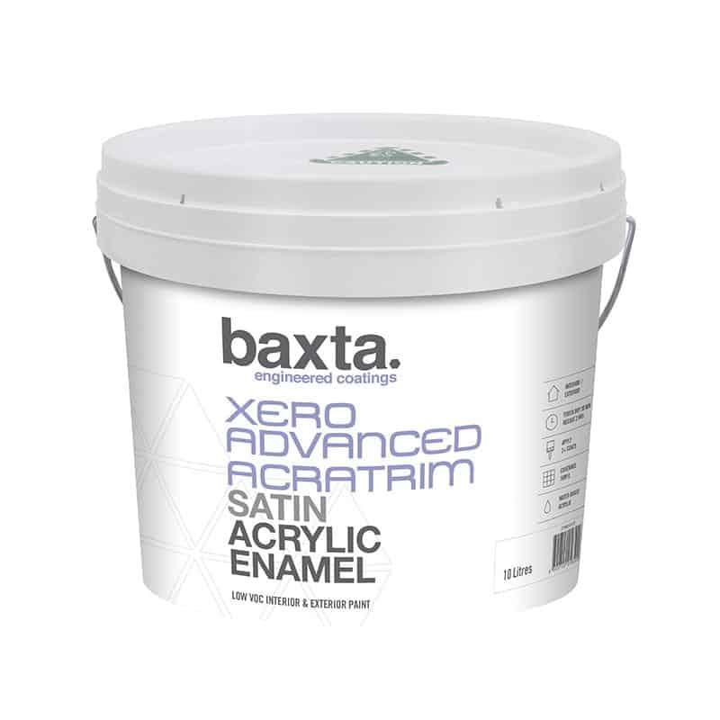 Advanced Acratrim Satin Acrylic Enamel