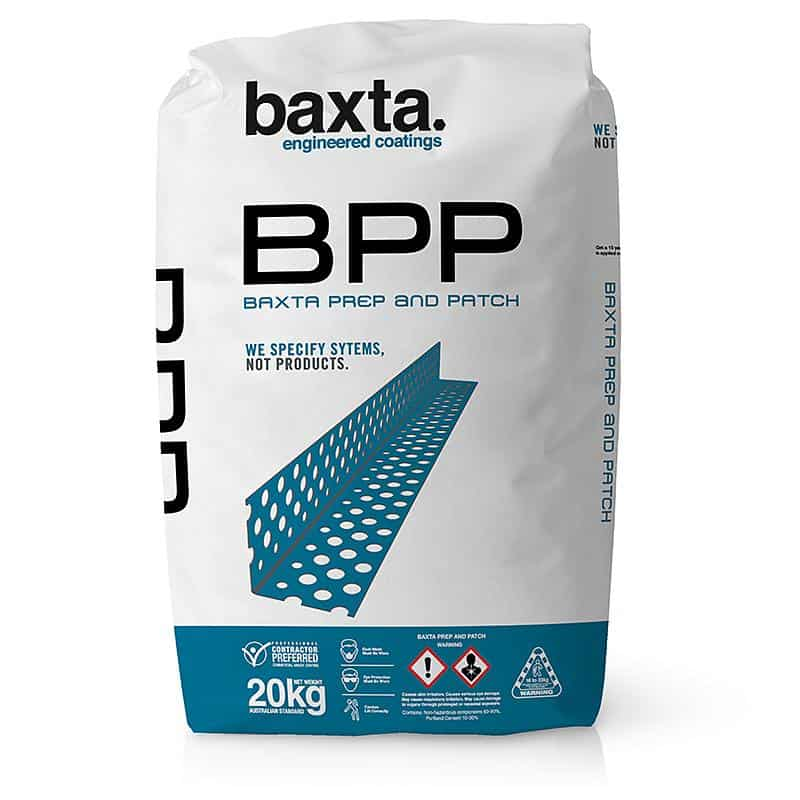 Baxta Prep And Patch - BPP