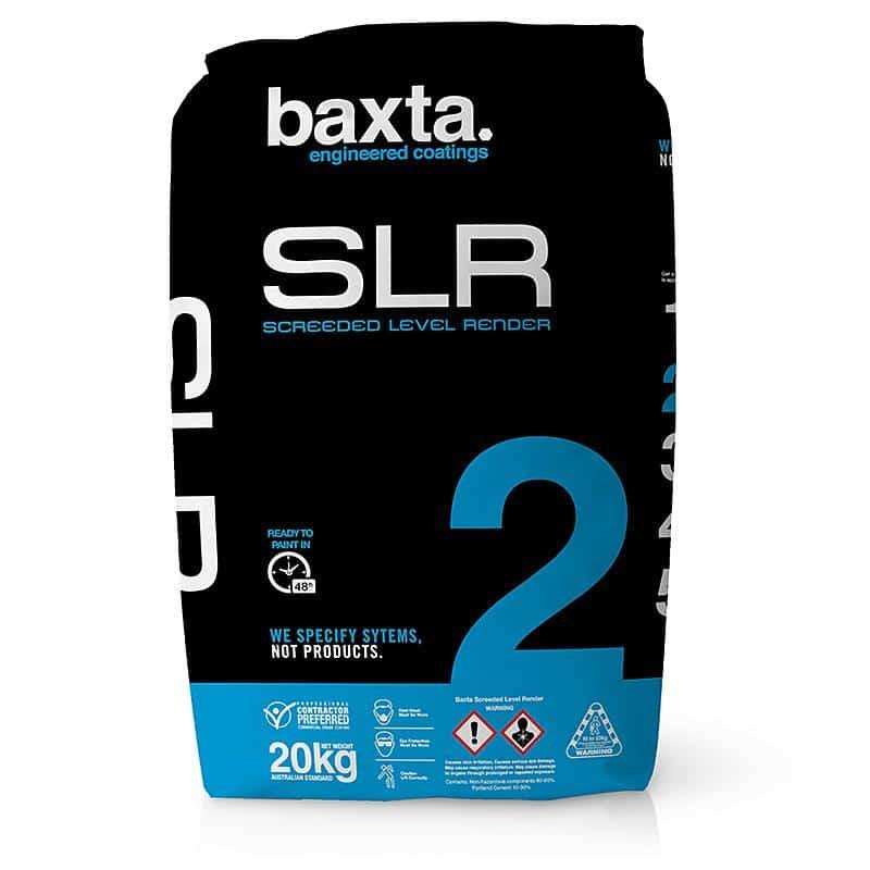 Baxta Screeded Level Render - SLR