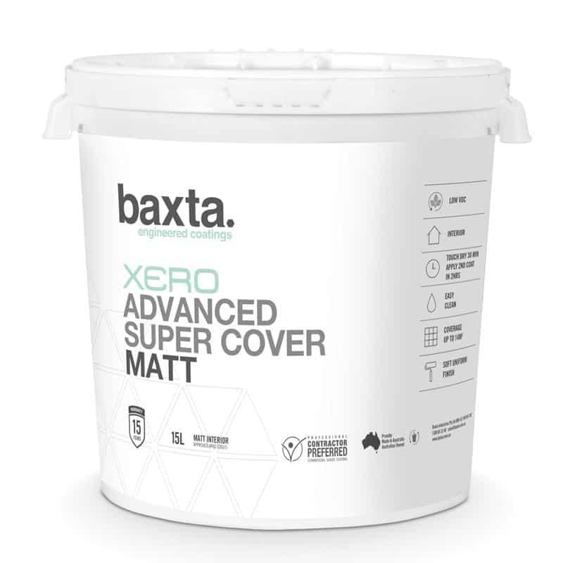 Baxta Xero Advanced Super Cover Matt