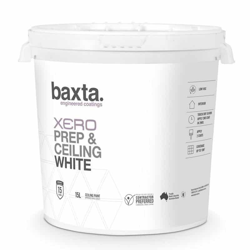 Baxta Xero Prep & Ceiling White